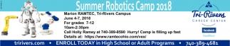 Summer Robotics Camp 2018