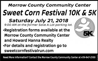 Sweet Corn Festival 10K & 5K