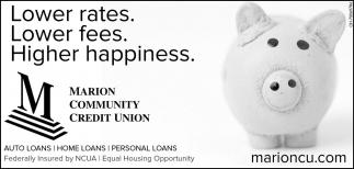 Auto Loans, Home Loans, Personal Loans