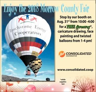 2018 Morrow County Fair