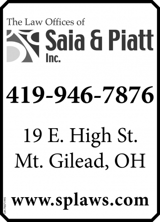 The Law Offices of Saia & Piatt