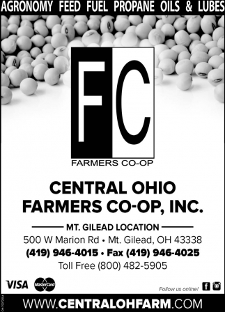 Agronomy, Feed, Fuel, Propane, Oils & Lubes