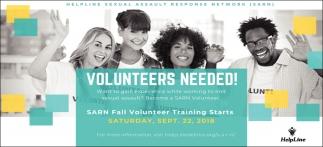 Helpline Sexual Assault Response Network (SARN)
