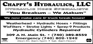 Hydraulic Hose Specialists