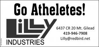 Go Athletes!
