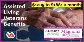 Assisted Living Veterans Benefits