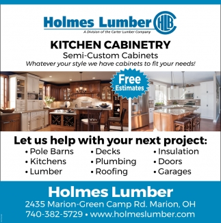 Let us help with your next project
