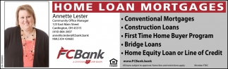 Home Loan Mortgages
